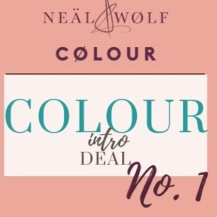 Neal & Wolf Colour Deal No.1