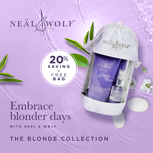 Neal & Wolf Summer Blonde Collection