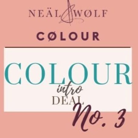 Neal & Wolf Colour Deal No.3