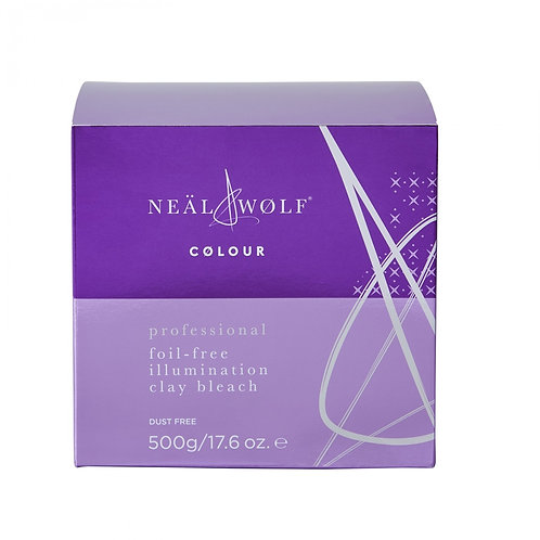 Neal & Wolf Foil Free Illumination Clay Bleach