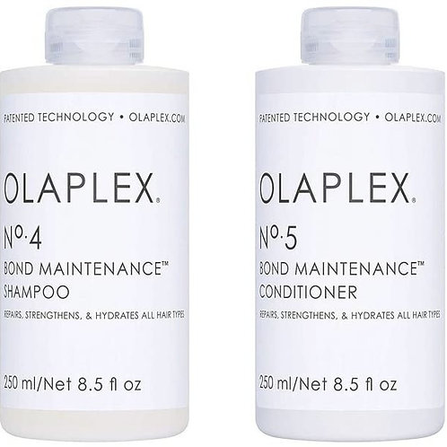 Olaplex No.4 250ml, No.5 250ml Shampoo & Conditioner