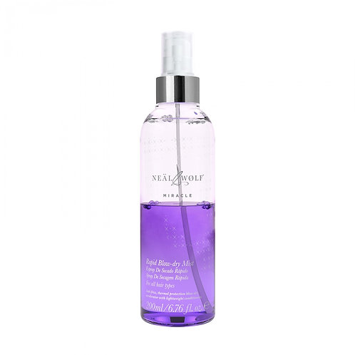 Neal & Wolf MIRACLE Rapid Blow-dry Mist (200ml)