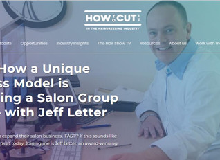 Jeff Letter talks Fast grow on the Howtocut.it podcast