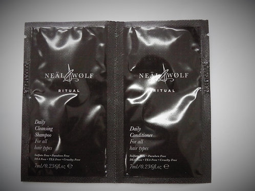 Neal & Wolf Duo Sample Sachets
