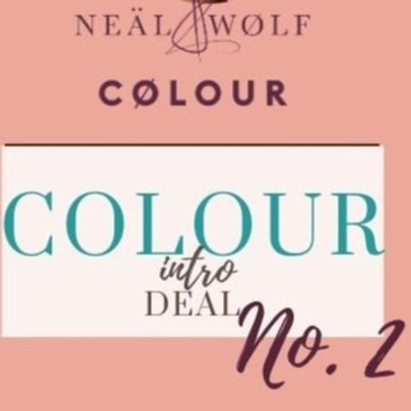 Neal& Wolf Colour Deal No.2