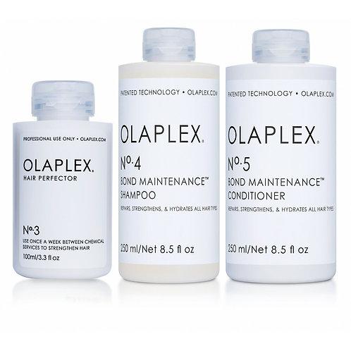 Olaplex No.3 100ml, No.4 250ml, No.5 250ml