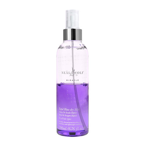 Neal & Wolf MIRACLE Rapid Blow-dry Mist