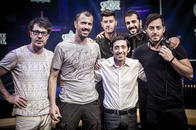 Con _marcello_fonte_  Palma d'Oro a Cann