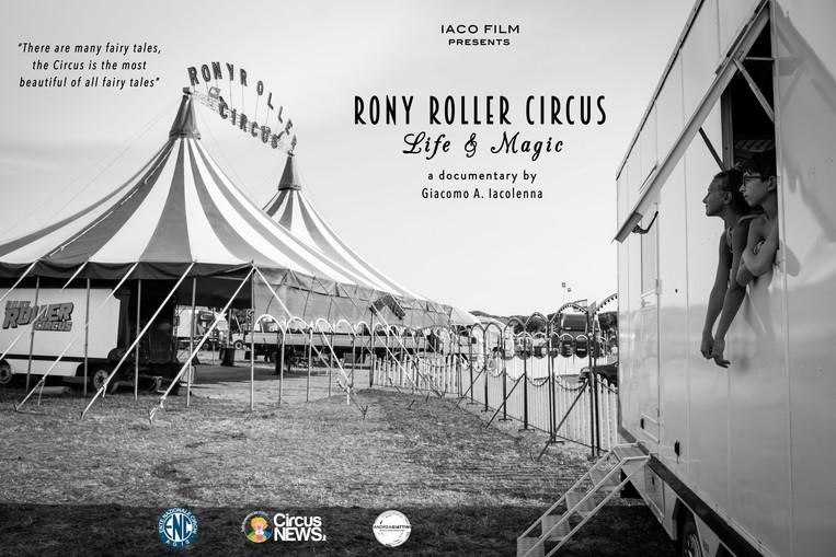 Cover Pubblicitaria Festival - Rony Roll