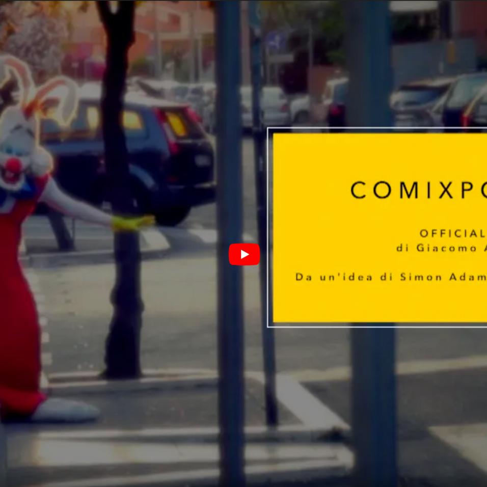 COMIXPOLI_2015 - OFFICIAL TRAILER