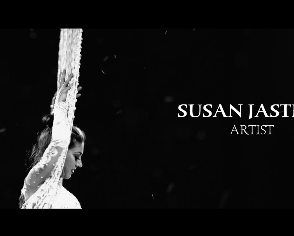 SUSAN JASTERS - ARTIST