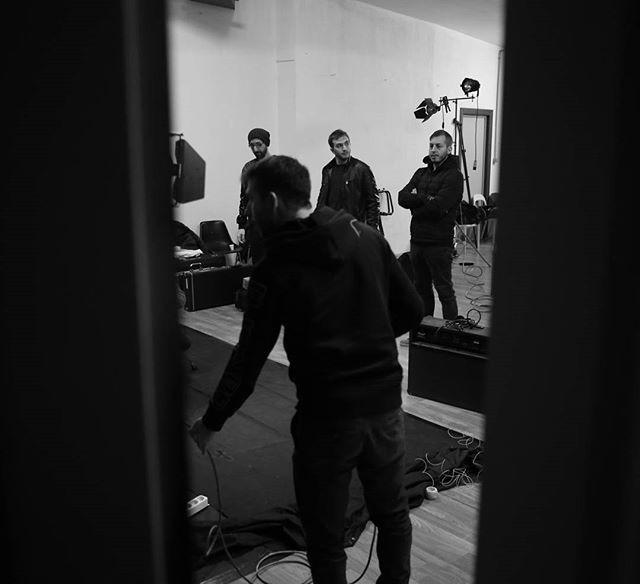 Backstage Videoclip _Fammi Morire_ dei N