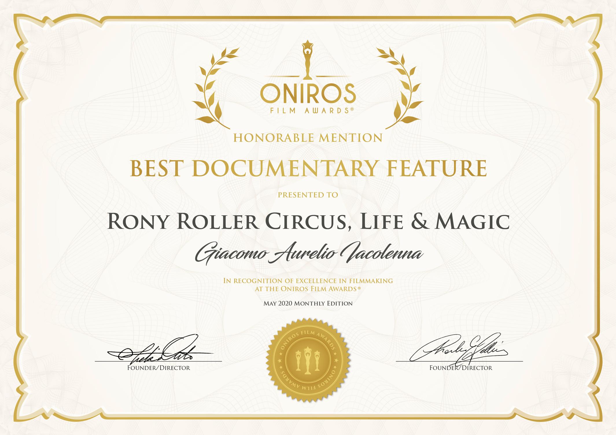 Rony Roller Circus, Life & Magic.jpg
