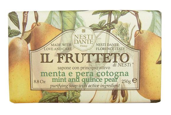 Il Frutteto Mint & Quince Pear 250g (EK/Stück:2.77, UVP: 5.49)
