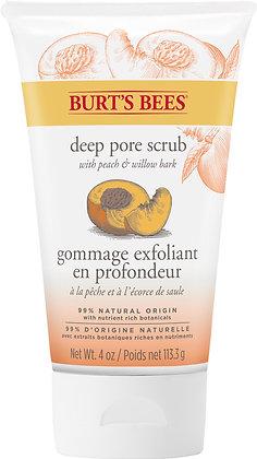 Deep Pore Scrub  Peach & Willowbark 113g (EK/Stück: 7.54, UVP: 14.99)