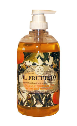 Olive & Tangerine Liquid Soap 500ml (EK/Stück: 6.03, UVP: 11.95)