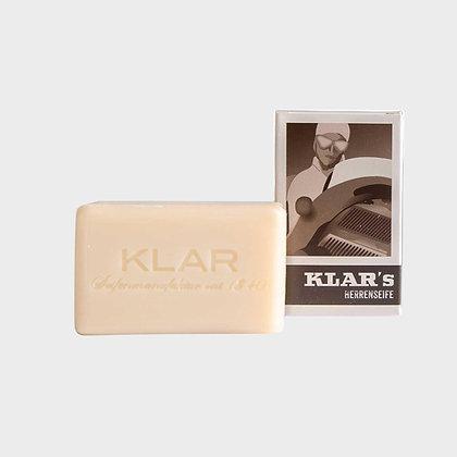 Klar's Herrenseife 100g (EK/Stück: 1.90, UVP: 3.99)