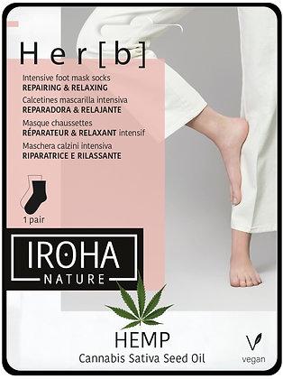 Herb Repairing & Relaxing Socks Hemp (EK/Stück: 3.02, UVP: 5.99)