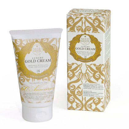 Luxury 24h Face & Body Cream Gold 150ml (EK/Stück: 11.07, UVP: 21.95)