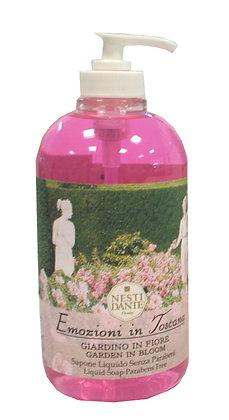 Garden in Bloom Liquid Soap 500ml (EK/Stück: 6.03, UVP: 11.95)