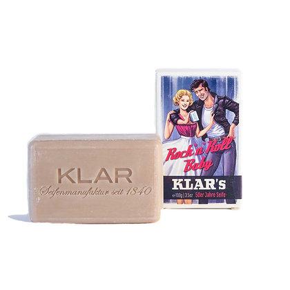 Klar's Retroseife Rock'n Roll 100g (EK/Stück: 2.38, UVP: 4.99)