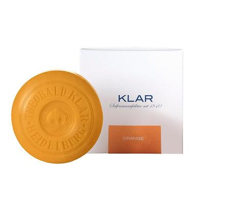 Klar's Orangenseife 150g (EK/Stück: 4.28, UVP: 8.99)