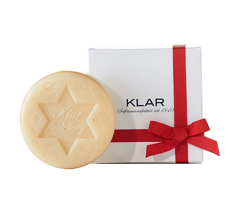 Klar's Weihnachtstaler Mandel 125g (EK/Stück: 4.28, UVP: 8.99)