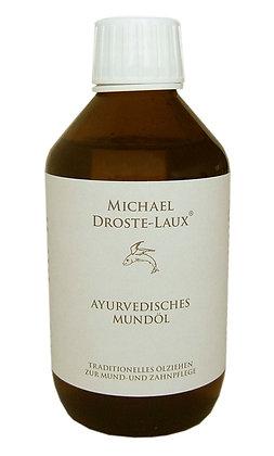 Ayurvedisches Mundöl (Bio-Produkt) 250ml (EK/Stück:20.14, UVP: 39.95)