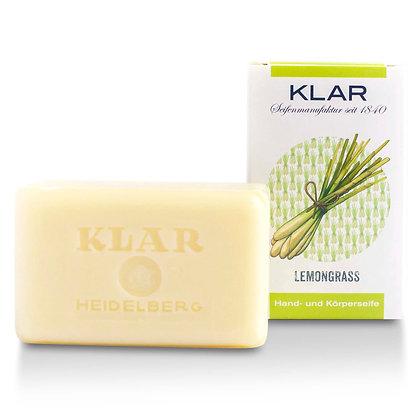 Klar's Lemongrasseife  100g (EK/Stück: 2.38, UVP: 4.99)