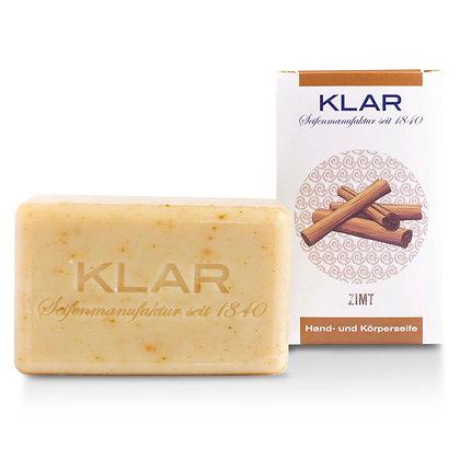 Klar's Zimtseife  100g (EK/Stück: 2.38, UVP: 4.99)
