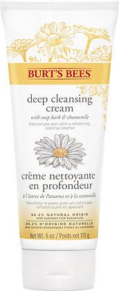 Deep Cleansing Cream Soap Bark & Chamomile 170g (EK/Stück: 7.54, UVP: 14.99)