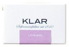 Klar´s Mini Lavendelseife 20g (EK/Stück: 0.75, UVP: 1.50)
