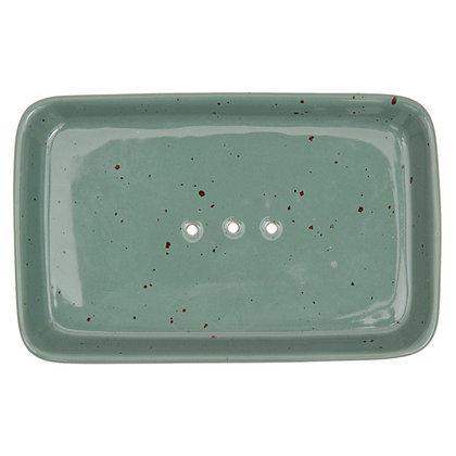 Nicole petrol Seifenschalen aus Keramik (EK/Stück: 5.04, UVP: 9.99)