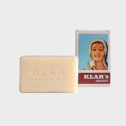 Klar's Damenseife  100g (EK/Stück: 1.90, UVP: 3.99)