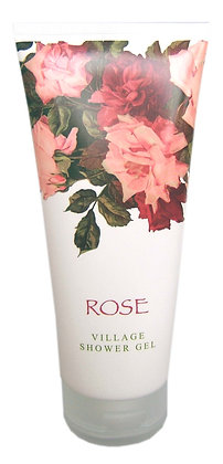 Village Rose Shower Gel Tube 200ml (EK/Stück: 2.50, UVP: 4.95)