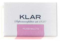 Klar´s Mini Rosenblütenseife 20g (EK/Stück: 0.75, UVP: 1.50)