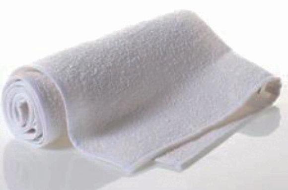 Leinenfrotté Handtuch, reinweiß uni (EK/Stück: 28.10, UVP: 59.00)