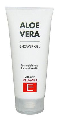 Vitamin E Shower Gel Aloe Vera 200ml (EK/Stück: 2.52, UVP: 4.99)