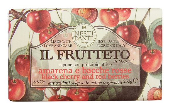 Il Frutteto Black Cherry & Red Berries 250g (EK/Stück:2.77, UVP: 5.49)