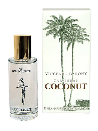Vincenzo Barony Caribbean Coconut EdT 50ml (EK/Stück: 6.53, UVP: 12.95)