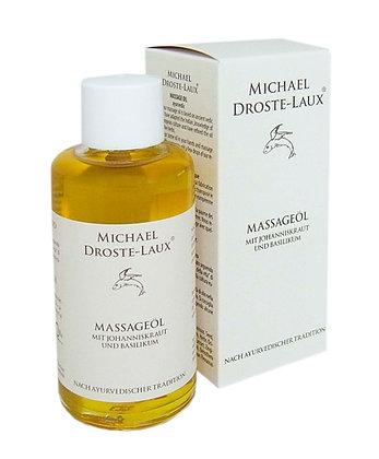 Massageöl mit Johanniskraut und Basilikum 100ml (EK/Stück:15.10, UVP: 29.95)
