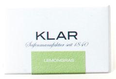 Klar´s Mini Lemongrasseife 20g (EK/Stück: 0.75, UVP: 1.50)