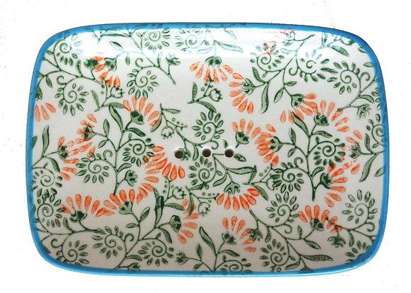 Fleur Seifenschalen aus Keramik (EK/Stück: 5.04, UVP: 9.99)