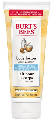 24h-Bodylotion Nat. Nouris.Milk & Honey 175ml (EK/Stück: 7.03, UVP: 13.99)