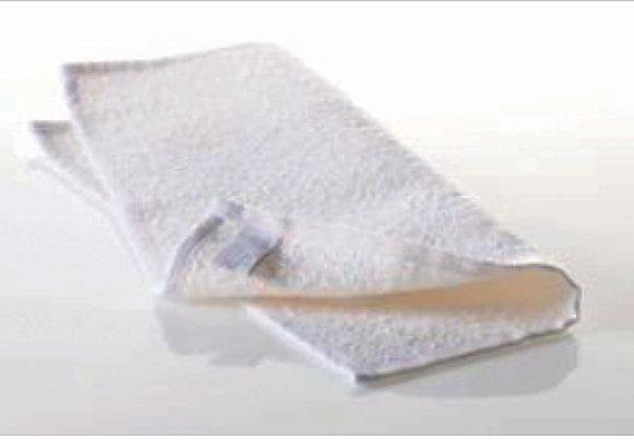Leinenfrotté Seiflappen reinweiß uni (EK/Stück: 7.57, UVP: 15.90)