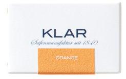 Klar´s Mini Orangenseife 20g (EK/Stück: 0.75, UVP: 1.50)