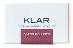 Klar´s Mini Spätburgunderseife 20g (EK/Stück: 0.75, UVP: 1.50)