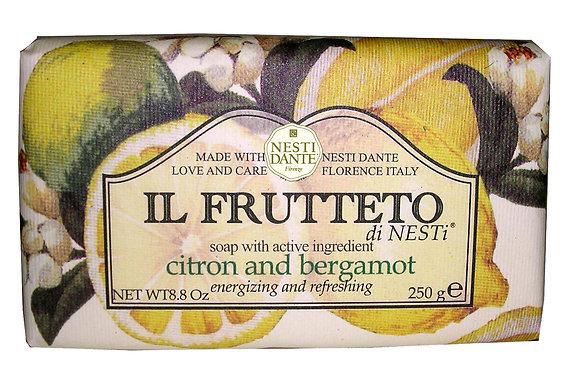 Il Frutteto Citron & Bergamotte 250g (EK/Stück:2.77, UVP: 5.49)