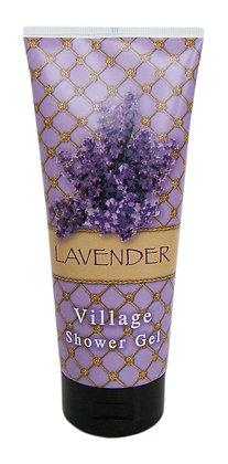 Village Lavender Shower Gel Tube 200ml (EK/Stück: 2.50, UVP: 4.95)
