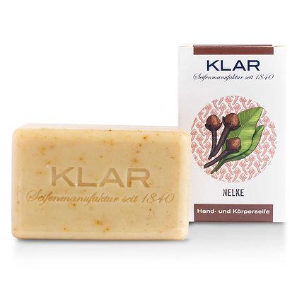 Klar's Nelkenseife  100g (EK/Stück: 2.38, UVP: 4.99)